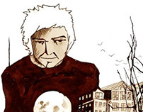 Иллюстрации к стихам Марины Вайсберг