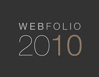 WebFolio 2010