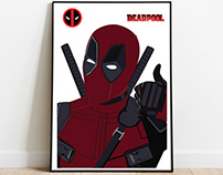 illustration DEADPOOL