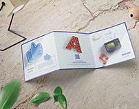 Multipurpose Square Trifold Brochure 11