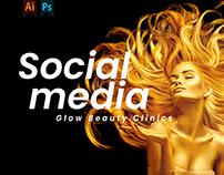 social media Beauty clinics