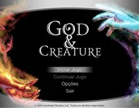 God & Creature - Game Design