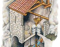 Molino harinero / Flour mill