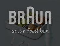 Solar Food Box