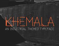 Khemala Typeface - Free Font