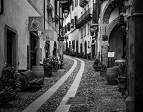 Just a passageway in Aqui Terme
