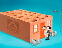 Pirámide - Propuesta Panel