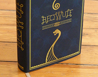 Beowulf Book Jacket
