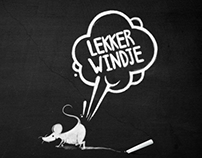 'Lekker Windje' TV program and books for kids