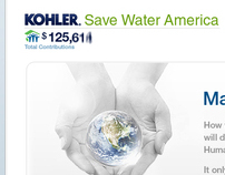 Kohler: Save Water America