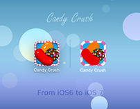 Candy Crush iOS