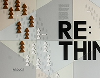 RE:THINK - the sustainable poster 2013
