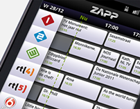 Zapp - Android application