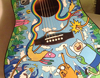 Adventure Times Guitar