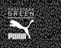Puma x Professor Green S/S13 Collection Launch