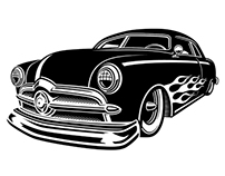 Car Show Logo Graphics