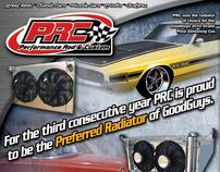 Performance Rod & Custom Image ad for GoodGuys 2011
