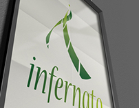Infernato Logo Development