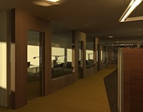 OFFICE DESIGN CONCEPTS..Proposal Views