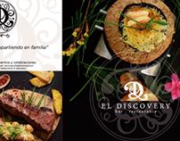 Desarrollo de Marca. Restaurante