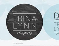 Branding for Trina Lynn Photography