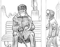Brando sketches
