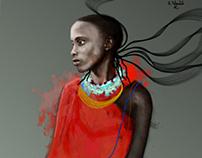masai queen