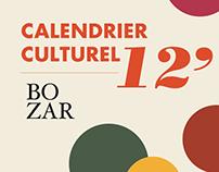 Bozar Schedule