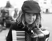 too much accordion