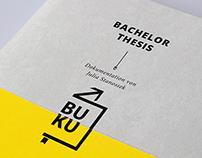 BUKU – Dokumentation Bachelorarbeit