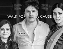 KASA - Walk for a Cause