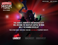 Smirnoff Nightlife Capital (Wackiest)