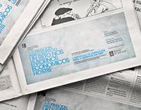 Advertising Design for FGFT Annual Seminar 2010
