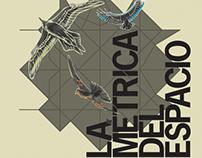 "Arte de Tapa ""La métrica del espacio"" / Pablo Maeda"