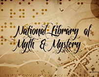 The National Library of Myth & Mystery