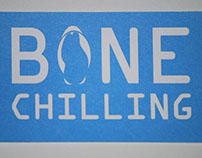 Business identity and website for Bone Chilling