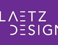 Laetz Design Business Identity