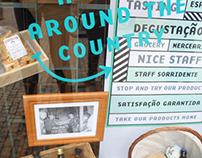 Shop Window: Grocery Shop