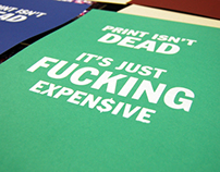 Print isn't dead...