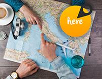 HERE. Expat App