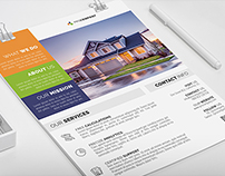 Multipurpose Business Flyer Template 4