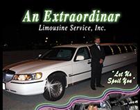 Limousine Service Advertisement