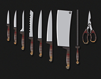 Knife Set Project 2013