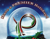 Premier Holiday Card