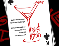 Red Fish New Years Promo