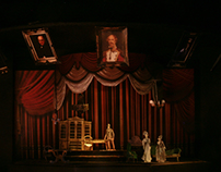 In the Next Room - Theoretical Set Design