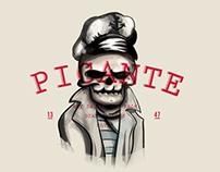 PICANTE (Dead Sailors hot sauce)