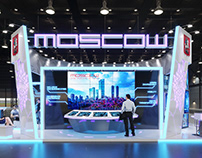 Moscow Government - SMART CITY EXPO 2018