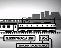 Infographic  Railway Station Opole