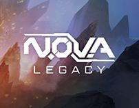 N.O.V.A. Legacy - UI